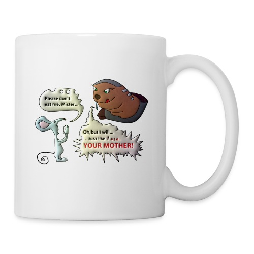 The Big Reveal! - Coffee/Tea Mug