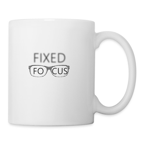 FIXED FOCUS 2017 - Coffee/Tea Mug