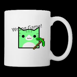 Wrong Game! - Coffee/Tea Mug