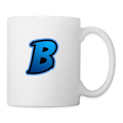 BradyBooneYT Logo - Coffee/Tea Mug