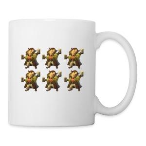 Beer hedgehog - Coffee/Tea Mug