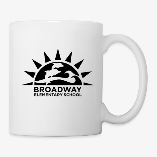 Broadway Elementary Logo - Coffee/Tea Mug