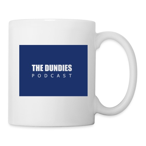 Dundies Podcast Logo - Coffee/Tea Mug