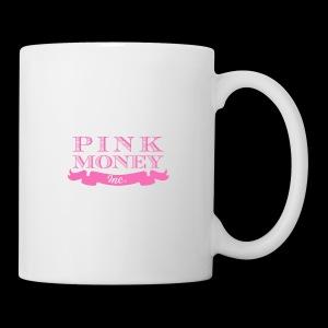 pink money official women empowerment female - Coffee/Tea Mug
