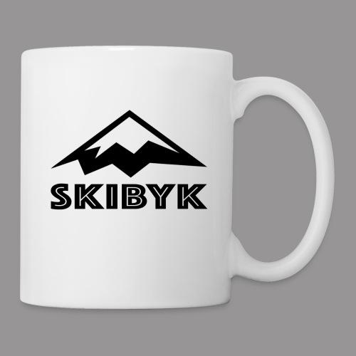 SkiByk Mountain - Coffee/Tea Mug