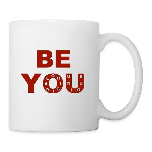 BE YOU design by Eugenie Nugent - Coffee/Tea Mug