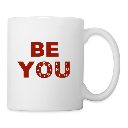 BE YOU design by Eugenie Nugent - Coffee/Tea Mug