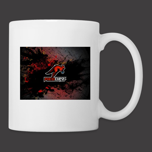 RedOpz Splatter - Coffee/Tea Mug