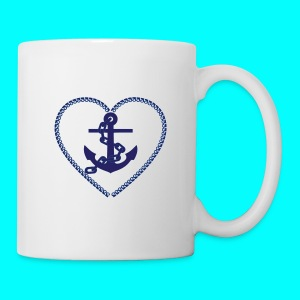 Forever Anchored - Coffee/Tea Mug