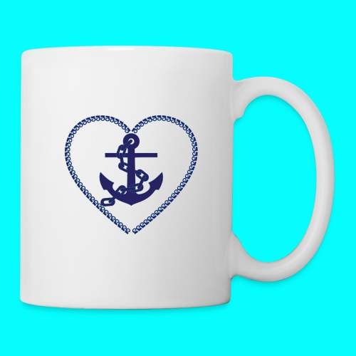 Forever Anchored - Coffee/Tea Mug