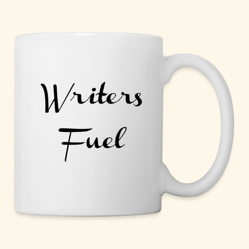 Writers Fuel - Gifts for Writers Authors Creatives - Coffee/Tea Mug