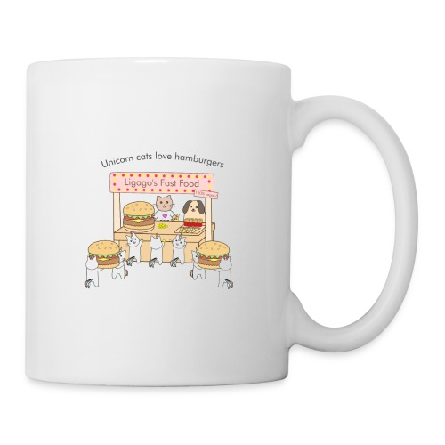 At the market - Coffee/Tea Mug