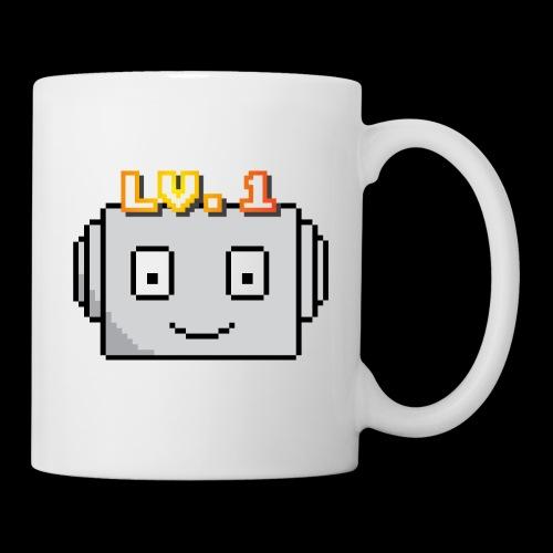 Beginner Bots Mascot - Coffee/Tea Mug