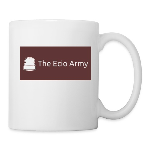 Limited Ecio Army t-shirt - Coffee/Tea Mug