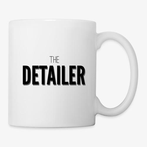 The Detailer Cup - Coffee/Tea Mug