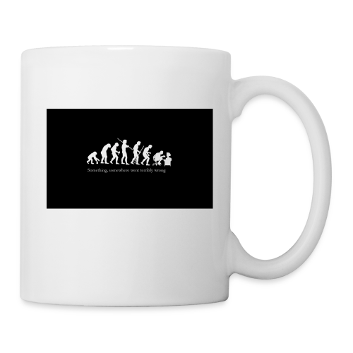 Gamer evolution - Coffee/Tea Mug