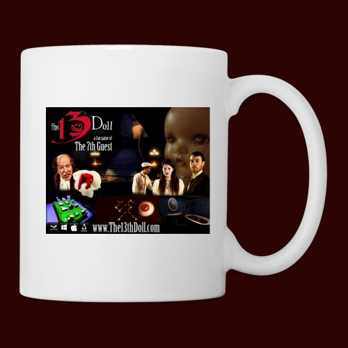 The 13th Doll Cast and Puzzles - Coffee/Tea Mug