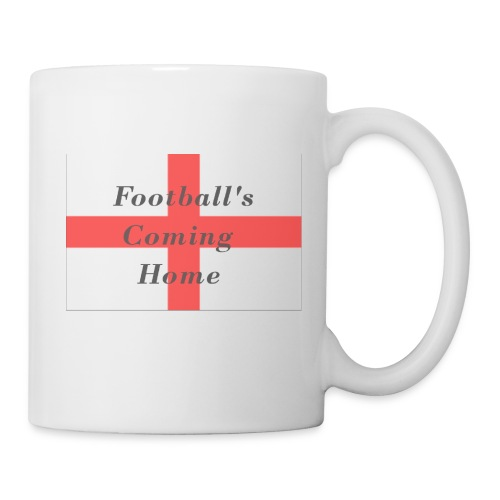 Football's coming Home! - Coffee/Tea Mug