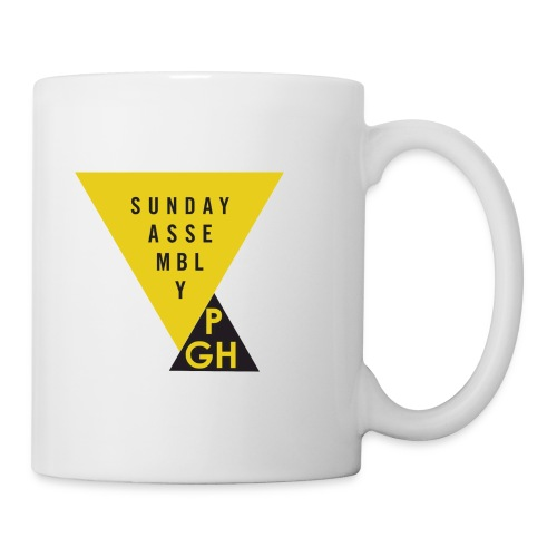 Sunday Assembly Pittsburgh Logo - Coffee/Tea Mug