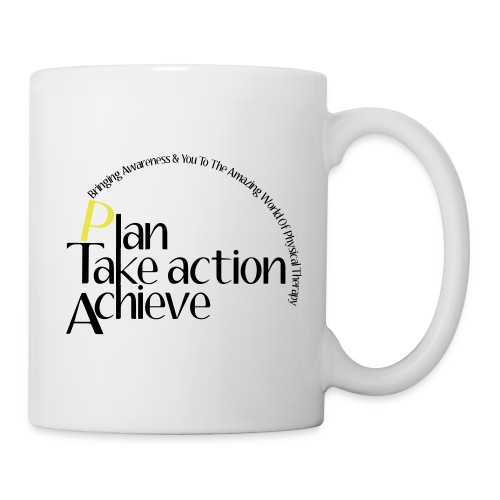 Plan-Take Action-Achieve - Coffee/Tea Mug