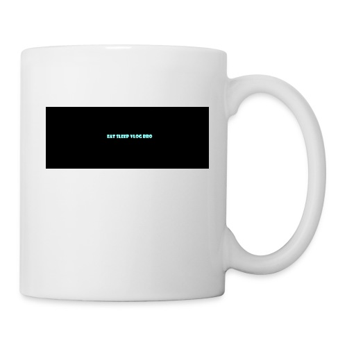 VLOG MERCH - Coffee/Tea Mug
