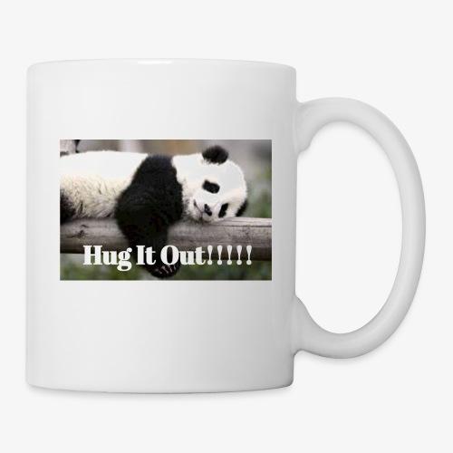 Hug It out Panda Merch - Coffee/Tea Mug