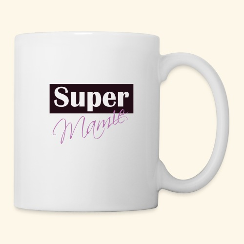 Super mamie - Coffee/Tea Mug