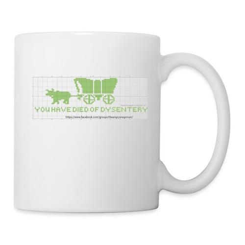 oregon trail finished chart - Coffee/Tea Mug