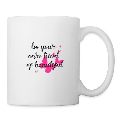 Be Your Own Beautiful - Coffee/Tea Mug