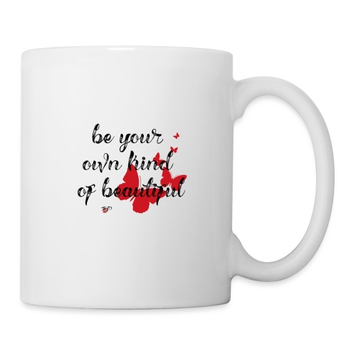 Be Your Own Beautiful_Red - Coffee/Tea Mug