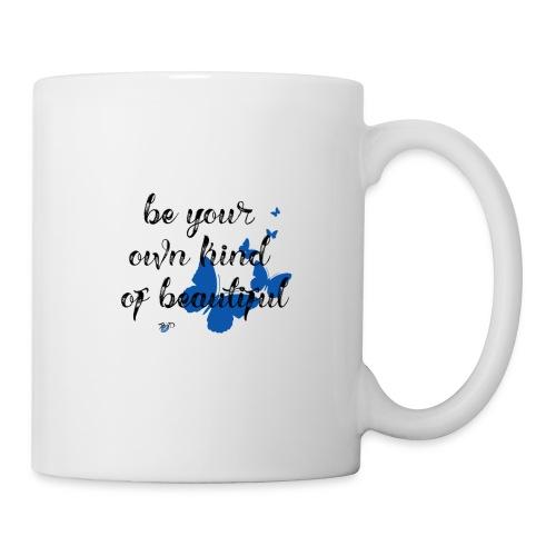 Be Your Own Beautiful_Blue - Coffee/Tea Mug