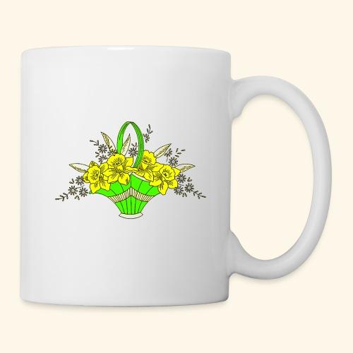 Daffodils Poster - Coffee/Tea Mug