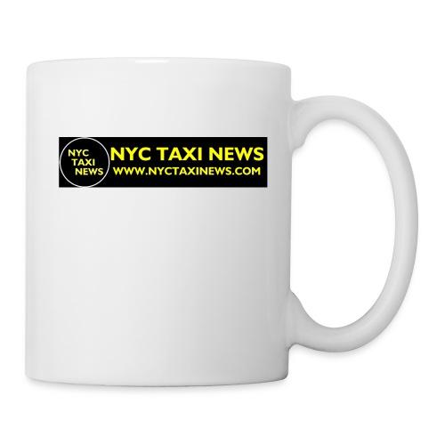 NYC TAXI NEWS - Coffee/Tea Mug