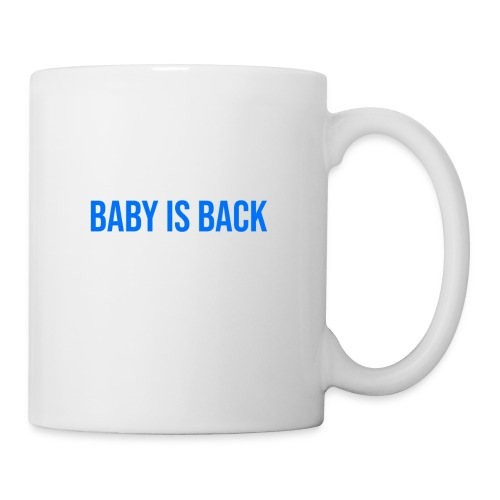 BABY IS BACK - Coffee/Tea Mug