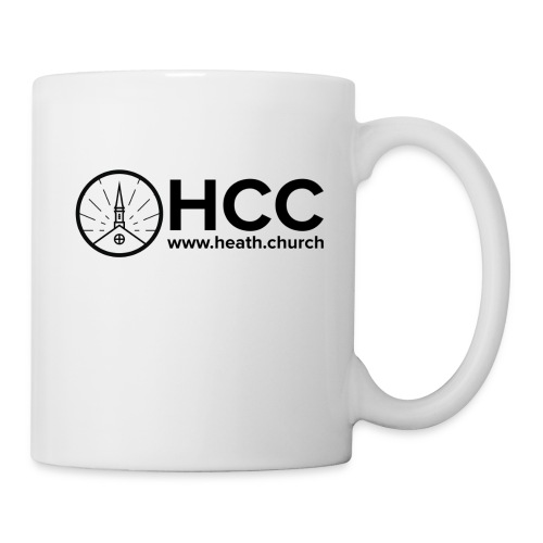 HCC Logo with Web - Coffee/Tea Mug