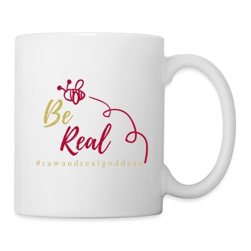 Be Real with Raw & Real Goddess - Coffee/Tea Mug