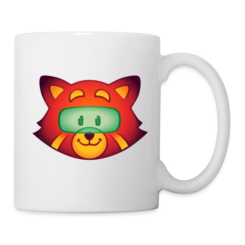 Foxr Head (no logo) - Coffee/Tea Mug