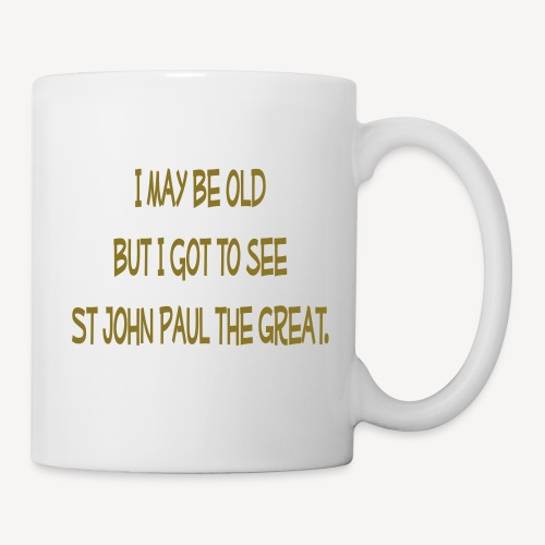 John Paul the Great - Coffee/Tea Mug