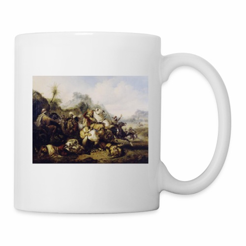 loewenjagd sp 01 - Coffee/Tea Mug