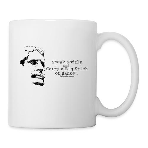 teddy01 crop - Coffee/Tea Mug