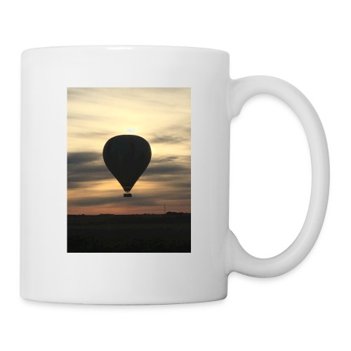 hot air balloon - Coffee/Tea Mug