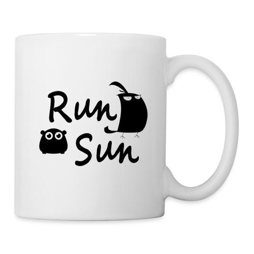 Run Sun Logo - Coffee/Tea Mug