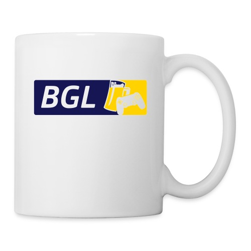 Mens Official Beer Gaming League Shirt - Coffee/Tea Mug