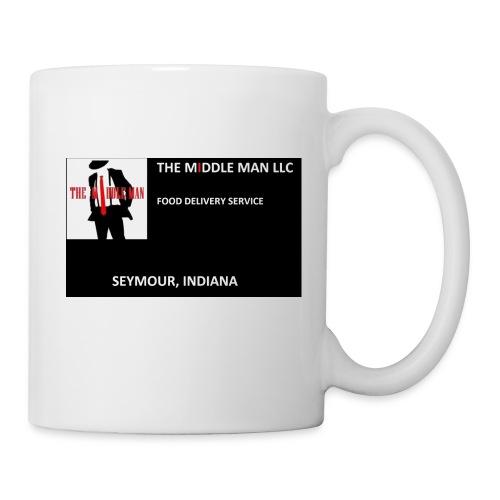 The Middle Man FDS Logo - Coffee/Tea Mug