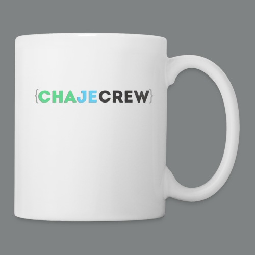 Chajecrew Shirt - Coffee/Tea Mug