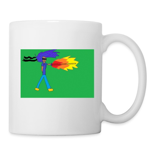 blazing_sky_katana - Coffee/Tea Mug