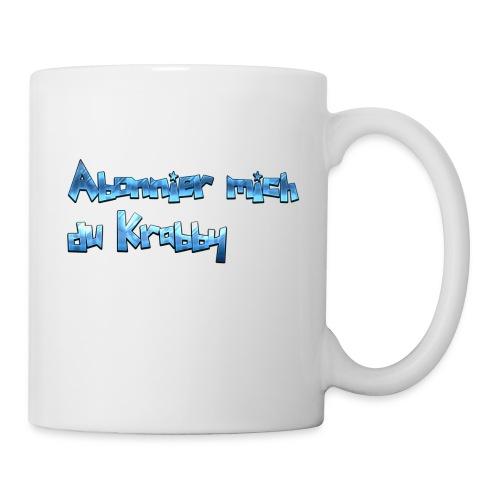 Itz_co11mme Abonnier mich du K**** - Coffee/Tea Mug
