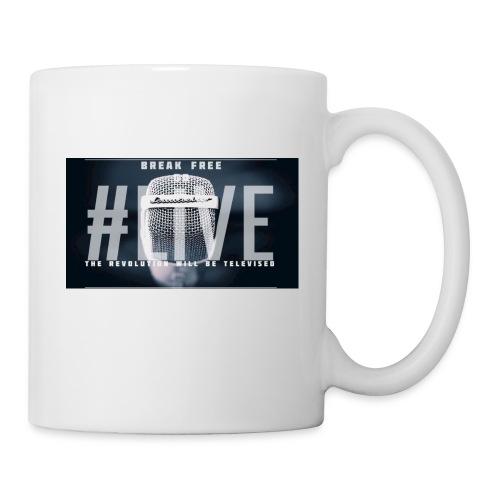 Break Free Go Live - Coffee/Tea Mug
