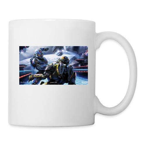 halo - Coffee/Tea Mug