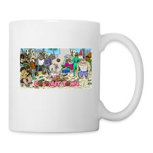 Coconut Town - Coffee/Tea Mug